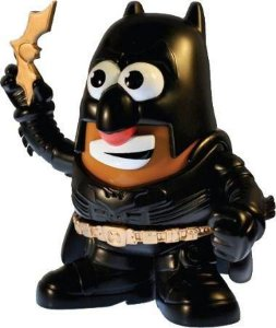 Playskool DC Mr. Potato Head TDKR Batman