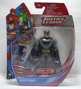 Mattel DC Justice League Batman Exclusivo Target