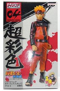 Banpresto Naruto Shipuuden HSCF2 Uzumaki Naruto Raro