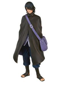 Banpresto DXF Naruto Shinobi Relations Uchiha Sasuke SP2