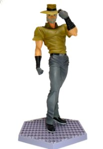 Banpresto DX Jojo´s Bizarre Adventure Old  Joseph Joestar  Loose