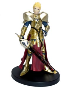 Banpresto DX Fate / Zero  Archer Gilgamesh Servant Figure  Vol. 2 Loose