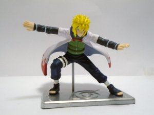 Bandai Naruto Namikaze Minato Ninja Collection Ningyou Raro