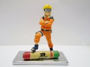 Bandai Naruto Uzumaki Naruto Ninja Collection Ningyou