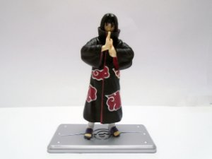 Bandai Naruto Akatsuki Uchiha Itachi Ninja Collection Ningyou Raro