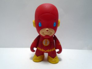 DC Kidrobot Flash Figure Loose