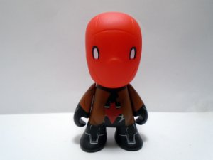 DC Kidrobot Jason Todd Red Hood Figure Loose