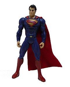 Mattel DC BVS Superman (Super-Homem) 10 cm Loose