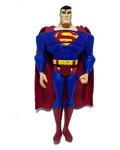 Mattel DC Liga da Justiça JLU Superman 2 Loose