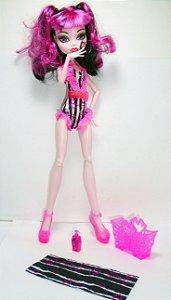 Mattel Monster High Draculaura - Aula de Natação Loose
