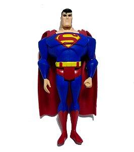Mattel DC Liga da Justiça JLU Superman 4 Loose
