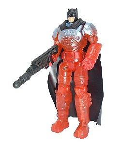 Mattel BVS Batman com Armadura e Arma Loose