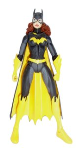 Mattel DC Direct Batman Batgirl Loose