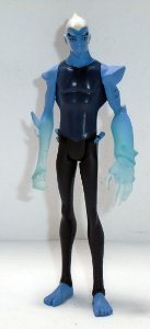 DC Young Justice Icicle (Geada) Loose