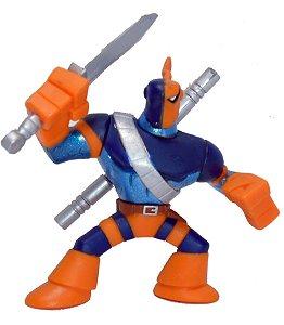 Hasbro DC Super Hero Squad Deathstroke (Exterminador) Loose