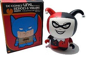Toynami DC Comics Unkl Heroes & Villains Series 1 Harley Quinn