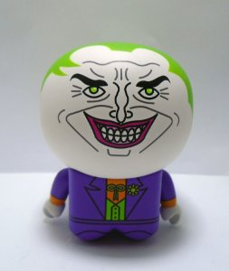 Toynami DC Comics Unkl Heroes & Villains Series 1 Joker