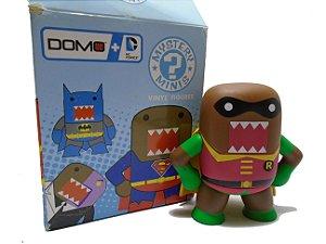 Funko Mystery Minis Domo DC Batman - Robin Figure