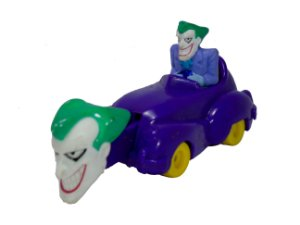 DC 1993 Batman Animated Joker´s (Coringa) Car Loose
