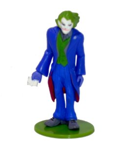 DC Comics 2008 Batman TDK Joker (Coringa) Loose