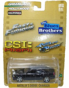 Greenlight Collectibles Natalia´s Dodge Charger 1/64