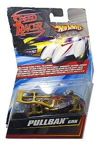 Hot Wheels Speed Racer Pullbax GRX