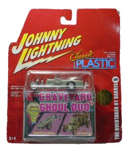 Johnny Lightning Classic Graveyard Ghoul Duo