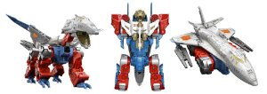 Hasbro Transformers Combiner Wars Sky Lynx Voyager Class