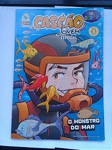 CASCÃO JOVEM ESPECIAL EM CORES #1