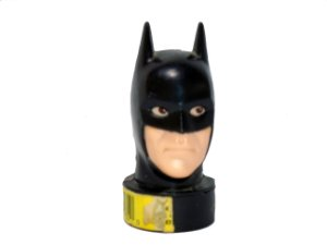 Topps DC 1989 Cabeça Batman Michael Keaton Candy Dispenser