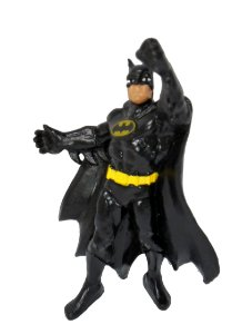 Bully 1989 DC Comics Batman Figure  Michael Keaton Vintage