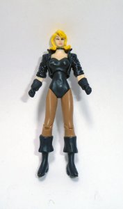 Mattel Dc Universe Infinite Heroes Black Canary (Canário Negro)