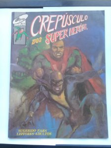 Crepusculo dos Super Herois
