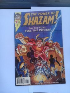 The Power Of Shazam! #1
