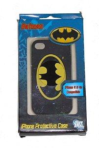 Capa Iphone (4 e 4S) Protective Case DC Batman