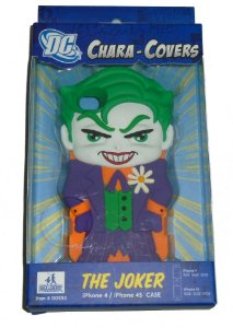 Huckleberry Capa Iphone 4 e 4S DC Batman The Joker Chara - Covers