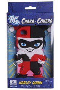Huckleberry Capa Iphone 4 e 4S DC Batman Harley Quinn Chara - Covers
