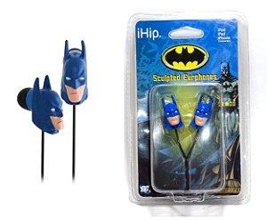 Ihip DC Batman Fone de ouvido Compativel  iPod iPod e iPhone