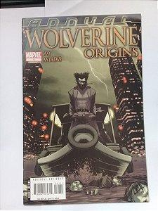 Wolverine Origins Annual #1 Importado