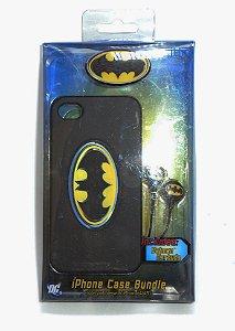 iHip Capa e Fone iPhon 4/4S DC Batman