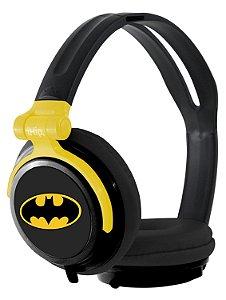 Ihip DC Batman DJ Style Headphones Compatível  iPod Iphone iPad