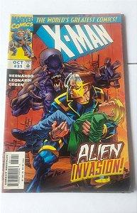 X-Man #31 Importado