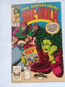 The Sensational She-Hulk #2 Importado