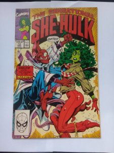 The Sensational She-Hulk #13 Importado