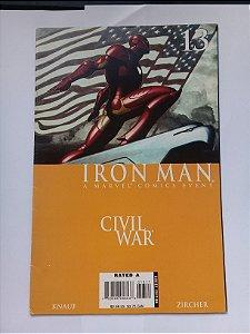 Iron Man # 13 Importado Civil War