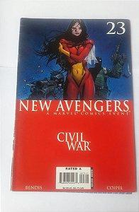 New Avengers #23 Importado Civil War