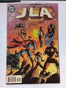 JLA #24 Importado Justice League