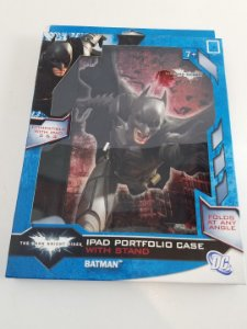 SAKAR Capa ipad 2 / 3  Portfolio Case Batman TDKR