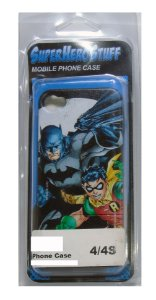 SuperHeroStuff Capa Iphone 4/4S Case DC Batman & Robin
