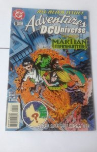 Adventures In The DC Universe #5 Importado